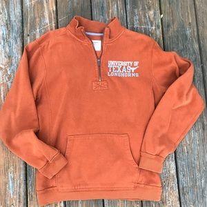 Vintage Texas Quarter Zip